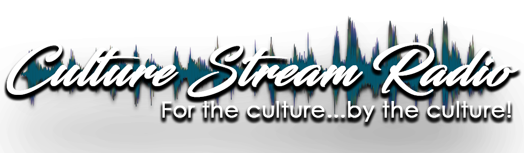 Logo for Culture Stream Radio